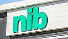 Logo for NIB the rebranded Tower for insurance coverage varicose vein removal actually from their offices in Sydney, Australia.