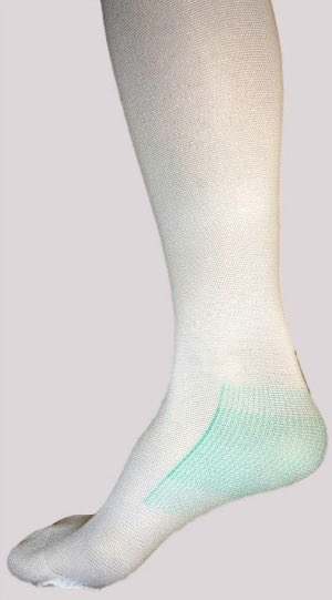 Varicose veins stockings are different from the usual post surgical TED ones for preventing deep vein clots